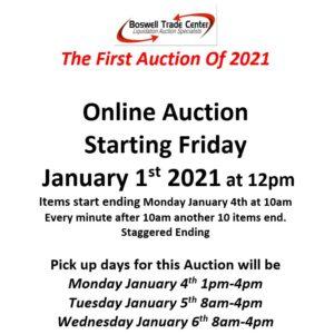 January 1 2021